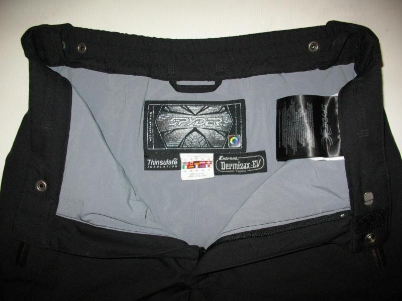 Штаны SPYDER   20/20 pants  (размер 48-S) - 4