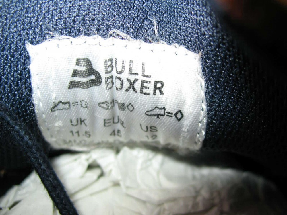 Туфли BULLBOXER shoes (размер US12/UK11,5/EU45) - 8
