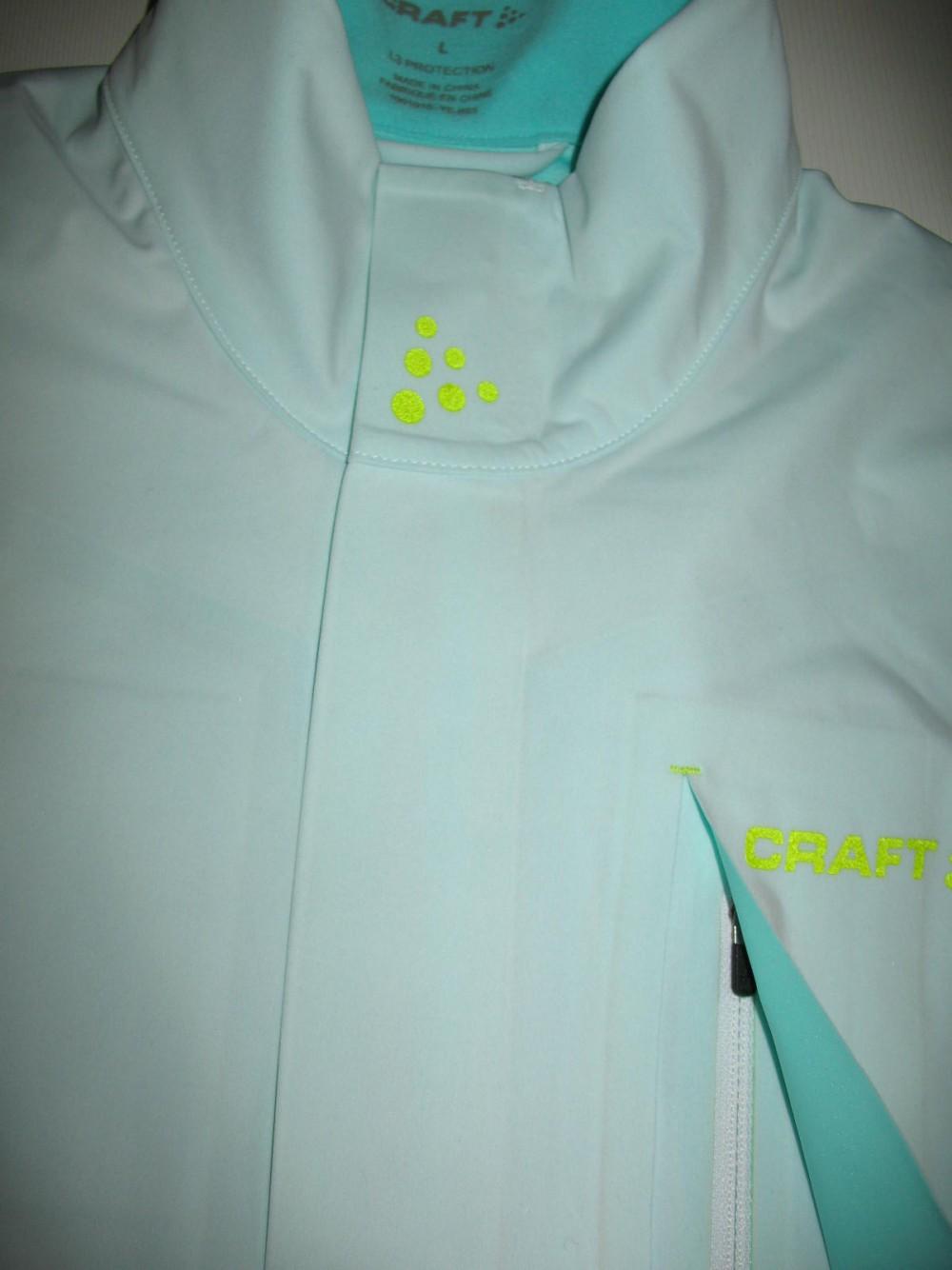 Куртка CRAFT elite run jacket lady (размер L/M) - 5