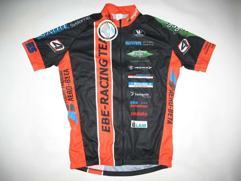 Веломайка VERMARC ebe-racing team cycling jersey (размер XXL-6-54) - 5