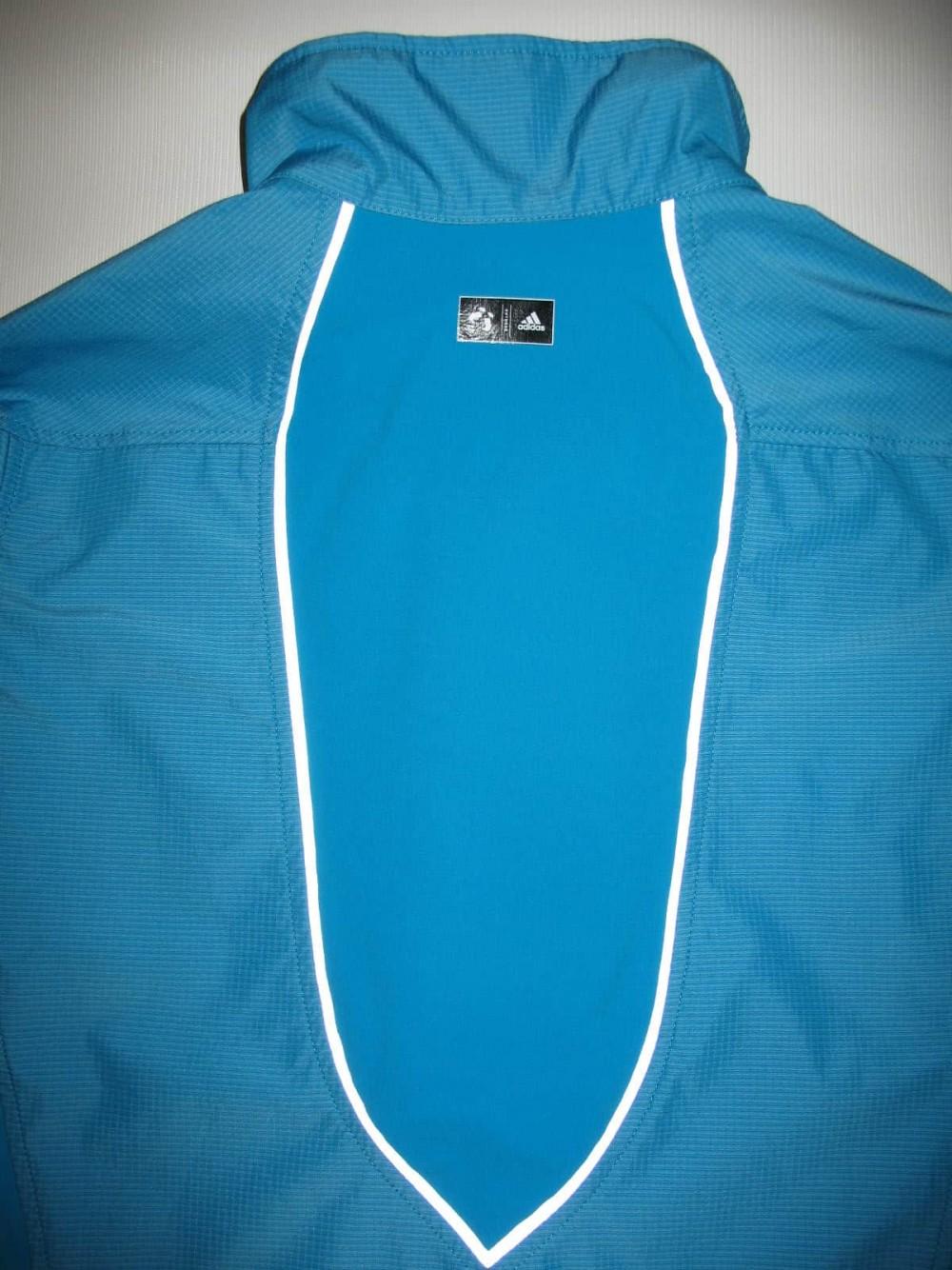 Куртка ADIDAS terrex hybrid windstopper jacket lady (размер 12-L/M) - 8
