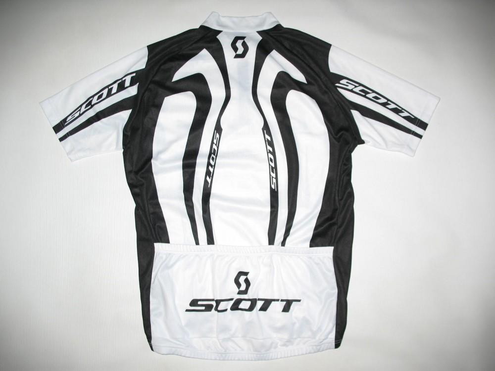 Веломайка SCOTT cycling jersey (размер L) - 1