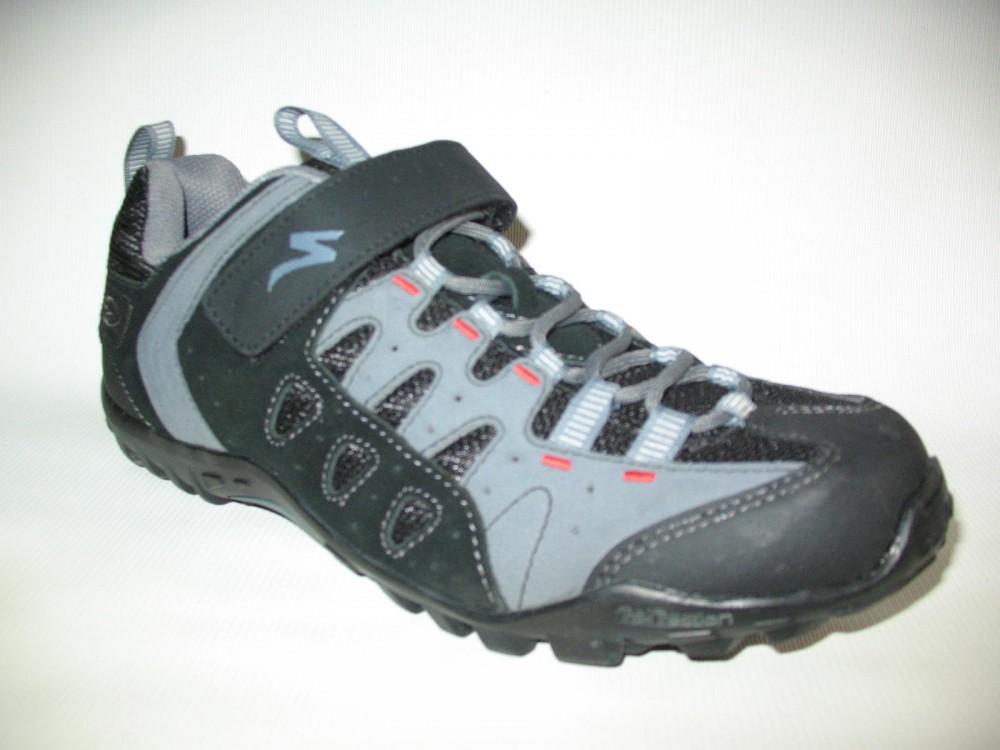 Велотуфли SPECIALIZED taho bg MTB shoes (размер UK9/US10/EU43(на стопу до 275 mm)) - 2