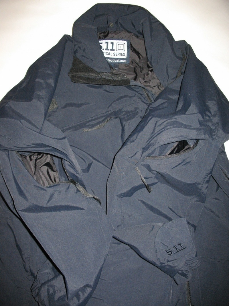 Куртка 5. 11 Tactical 3-in-1 Parka (размер L) - 9