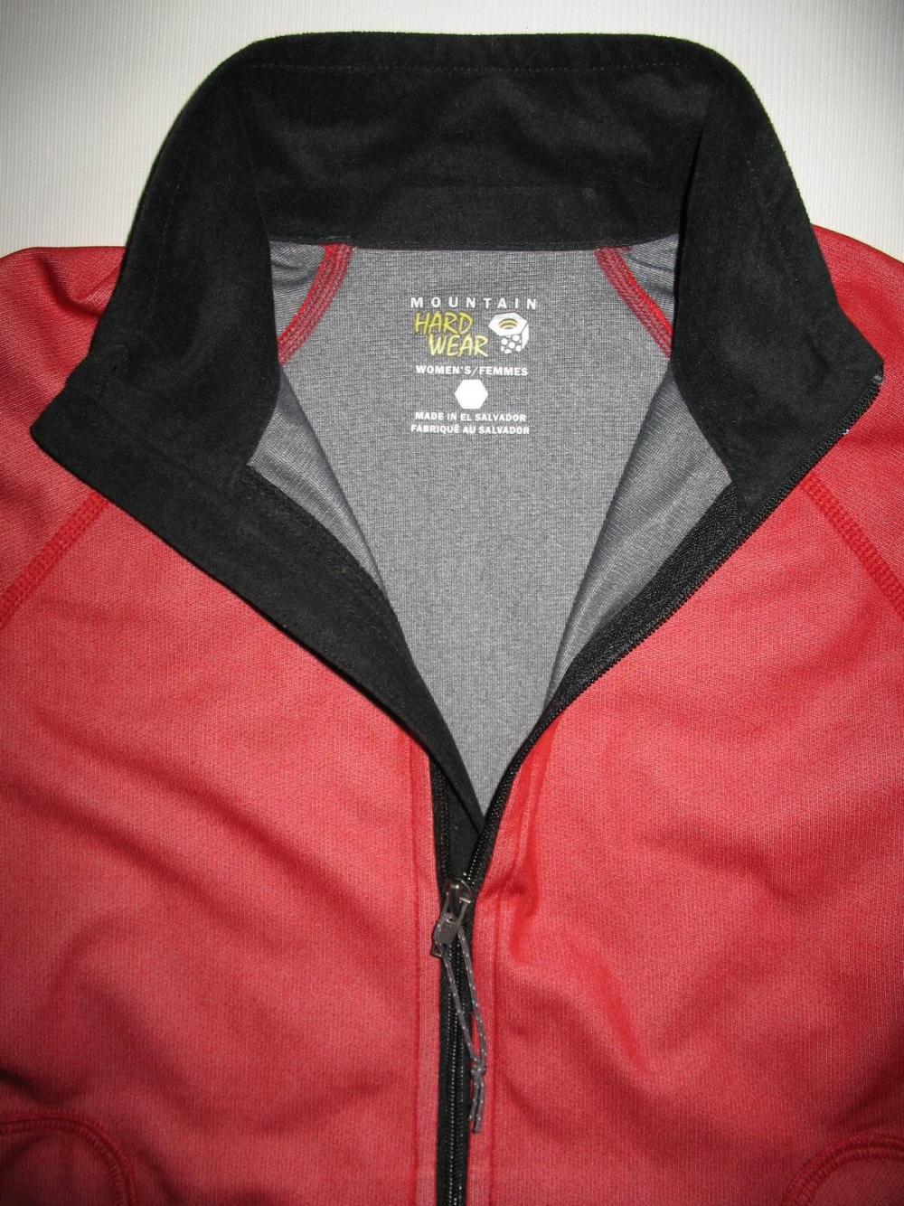 Куртка MOUNTAIN HARDWEAR windstopper jacket lady (размер S) - 3