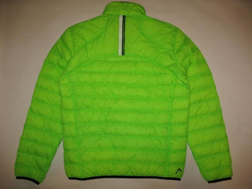 Куртка HEAD light insulation down jacket (размер L) - 2