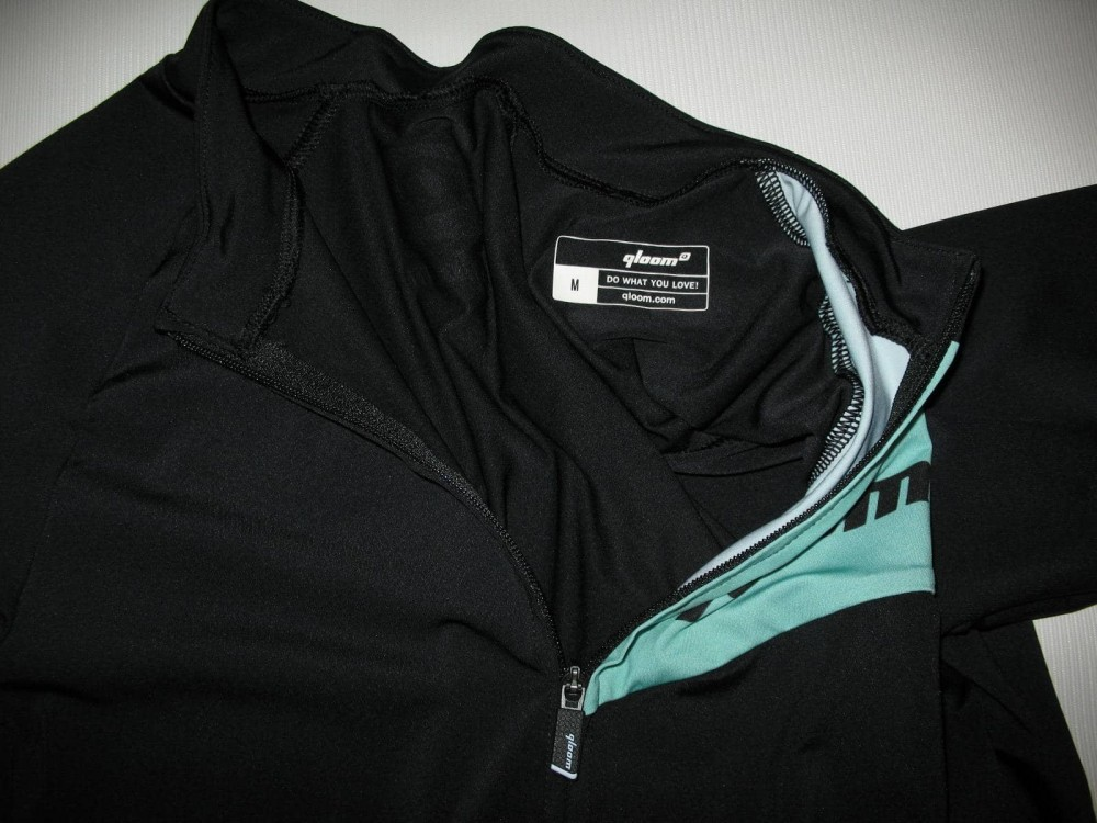 Веломайка QLOOM bondi cycling jersey lady (размер M/S) - 4