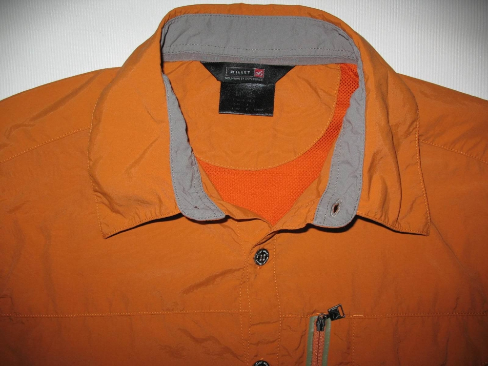 Рубашка MILLET drynamic outdoor shirt (размер M) - 4