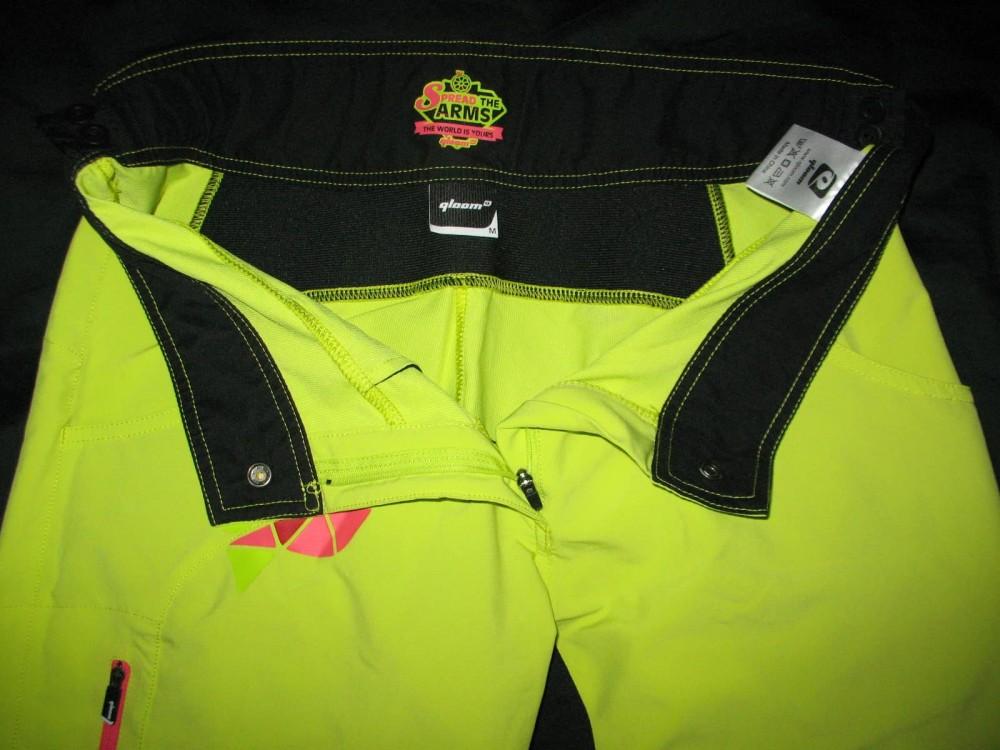 Велошорты QLOOM bike shorts lady (размер М) - 4