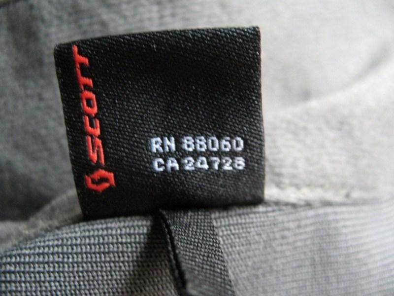 Шорты SCOTT bike shorts (размер XXL) - 16