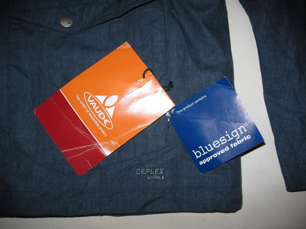 Куртка VAUDE ukon outdoor jacket (размер 56/XXL) - 8