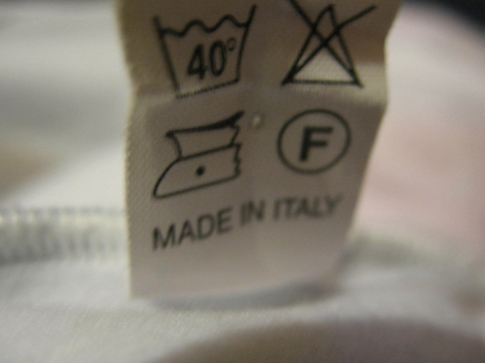 Кофта SANTINI bianchi jersey (размер 48/S) - 5