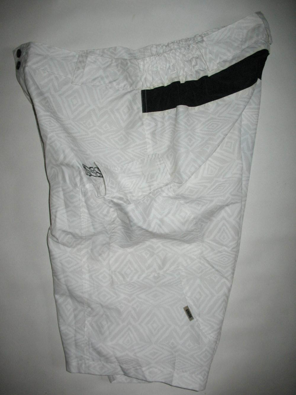 Велошорты IXS duncan MTB pro shorts (размер XXL) - 4