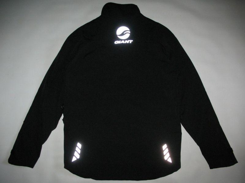 Куртка GIANT softshell jacket (размер XS/S) - 2