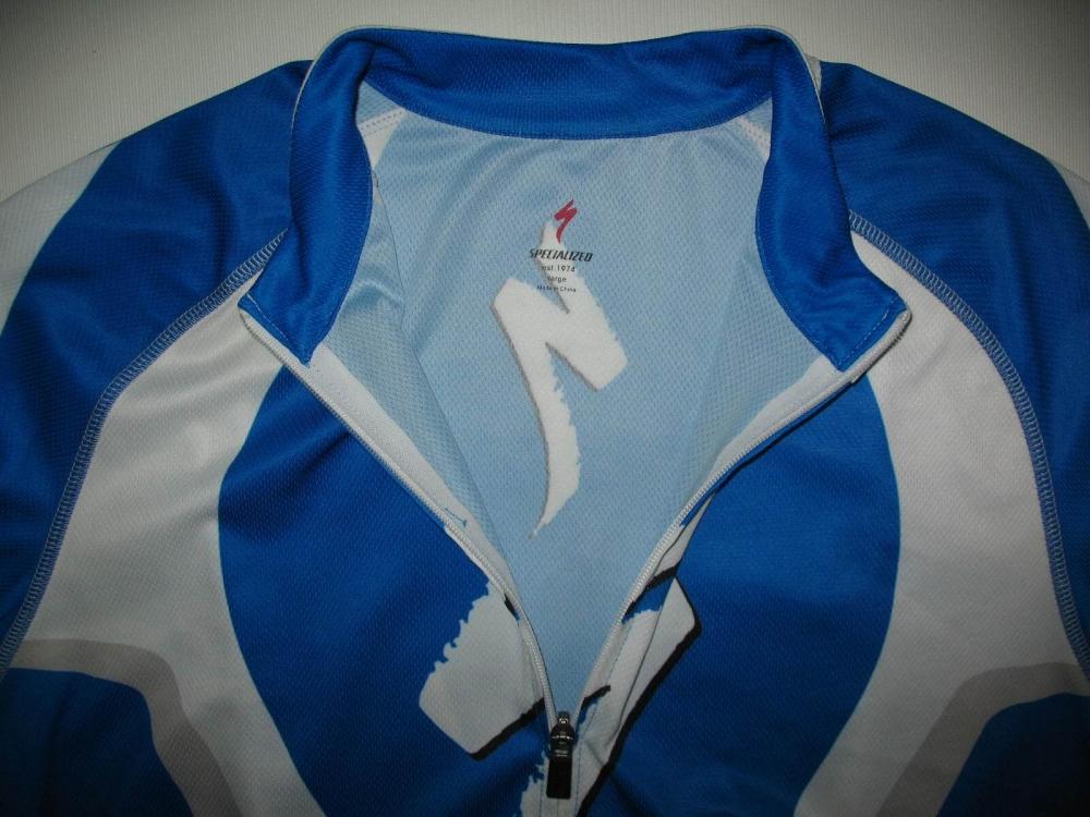 Веломайка SPECIALIZED bike jersey (размер L) - 3
