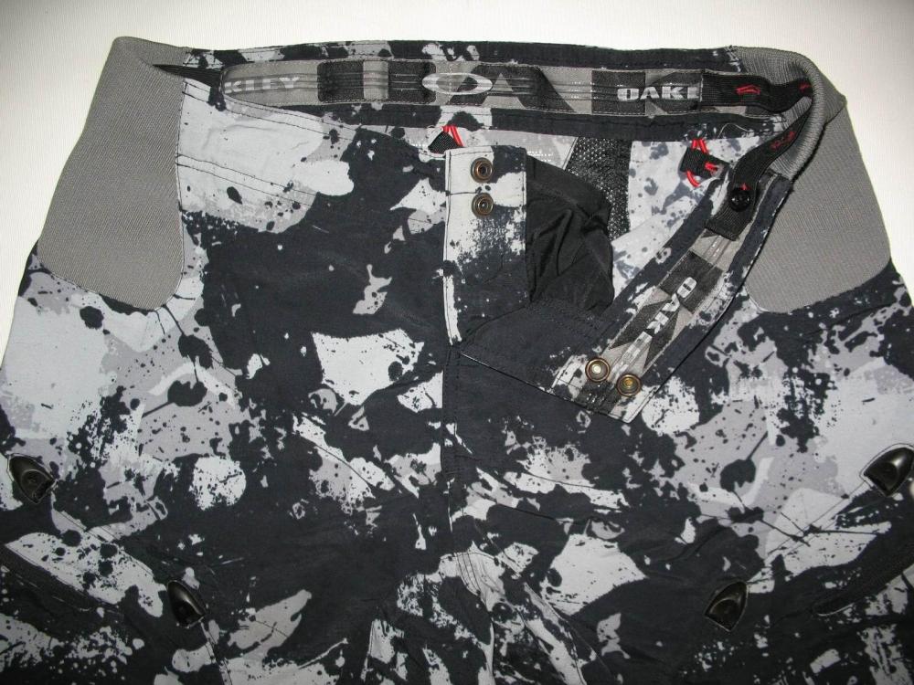 Шорты OAKLEY  bike shorts (размер M) - 7