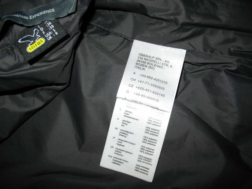 Куртка SALEWA 3in1 sceny jacket lady (размер M) - 15