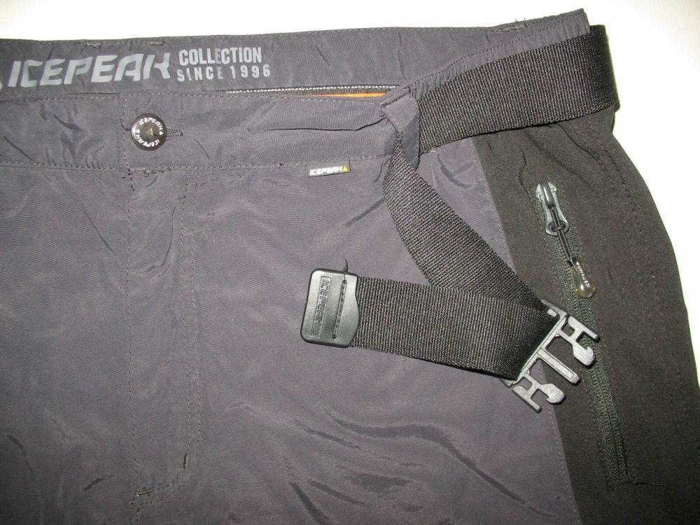 Штаны ICEPEAK Nano-Q outdoor pants (размер 54-XL) - 6