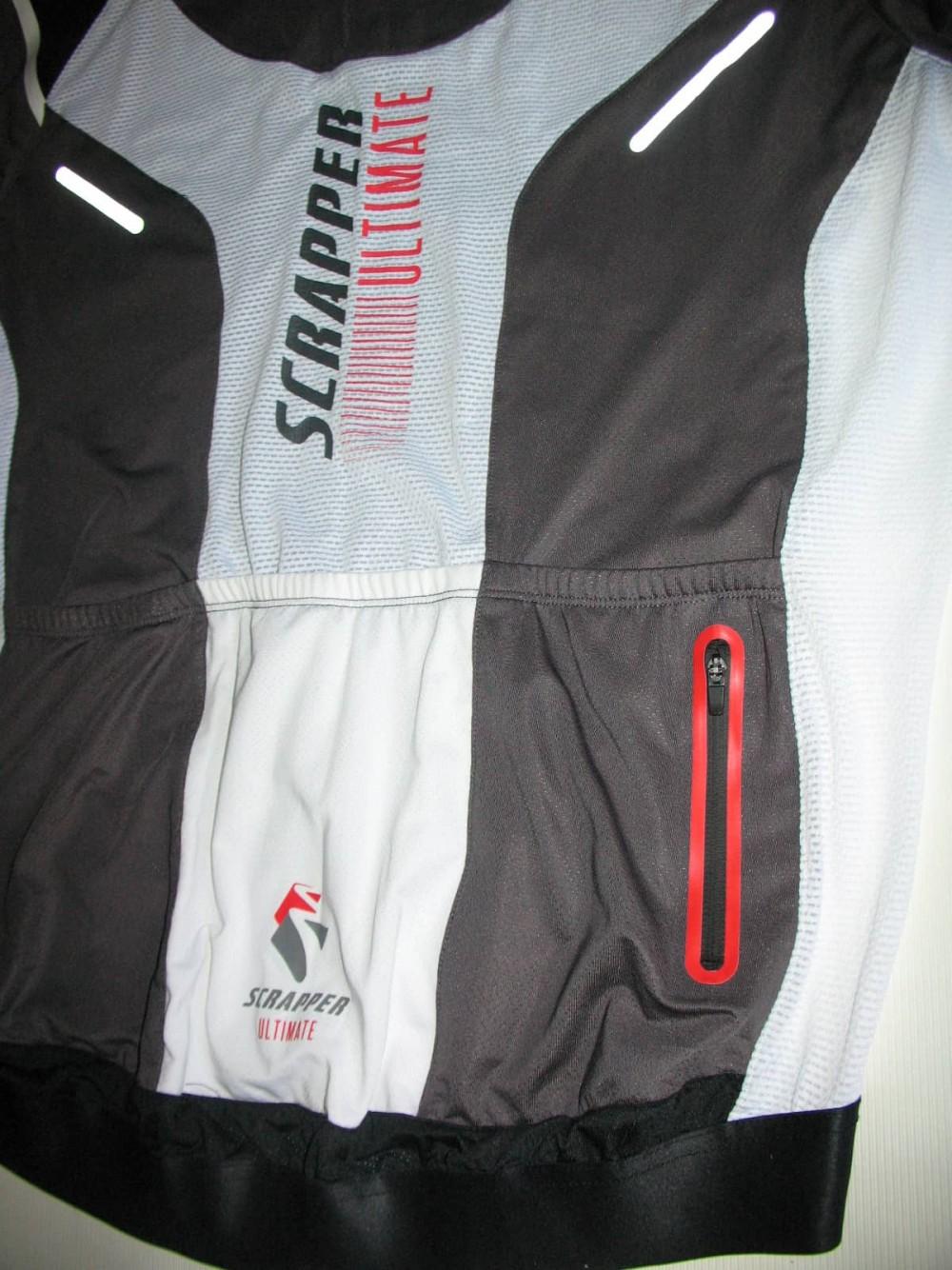 Веломайка SCRAPPER scr ultimate team jersey (размер XXL) - 3
