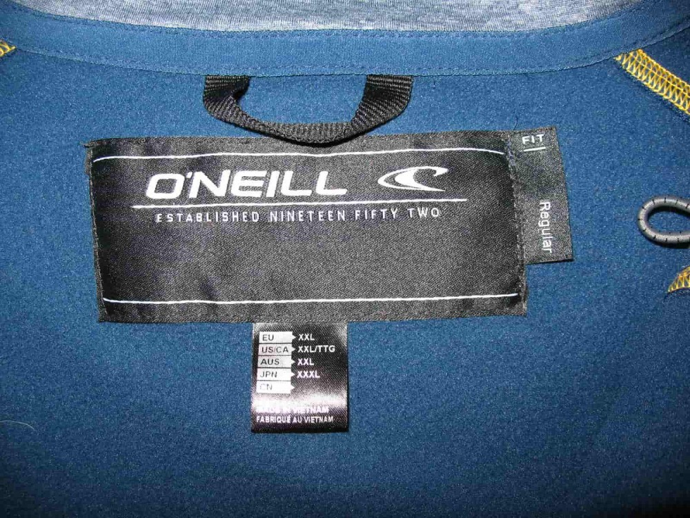 Кофта O'NEILL tuned FZ stretch tech fleece (размер XXL) - 9