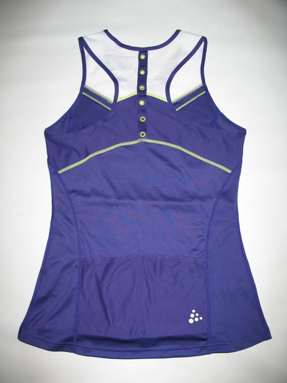 Веломайка CRAFT active bike jersey lady (размер M) - 4