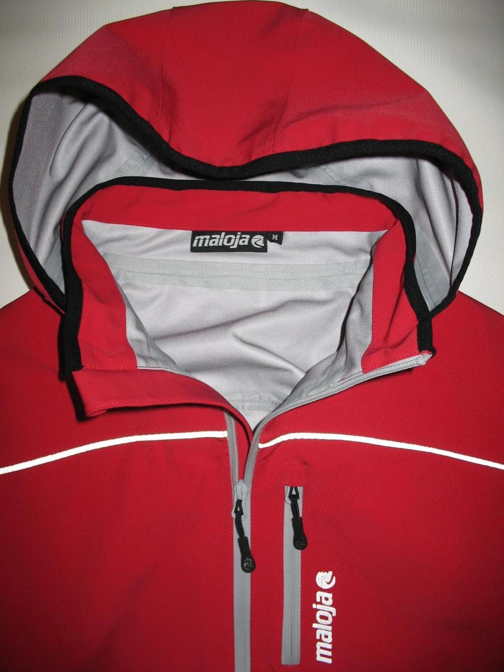 Куртка MALOJA hardshell jacket (размер M/L) - 2