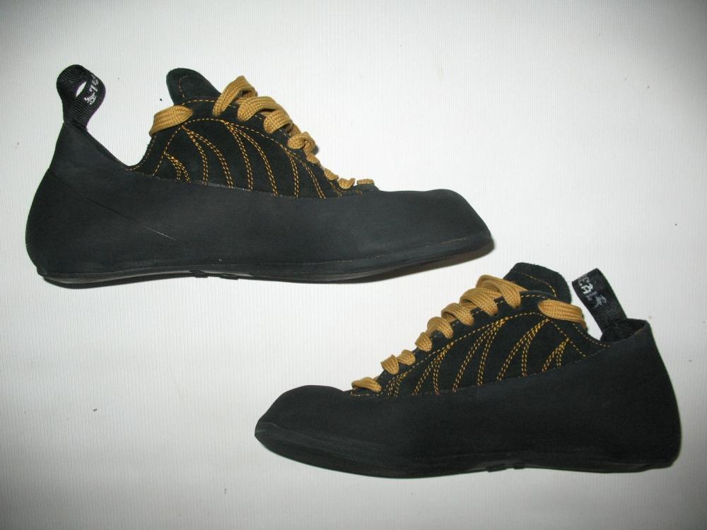 Скальные туфли BOREAL diablo climbing shoes (размер UK8/US9,5/EU42,5(на стопу 270 мм)) - 6