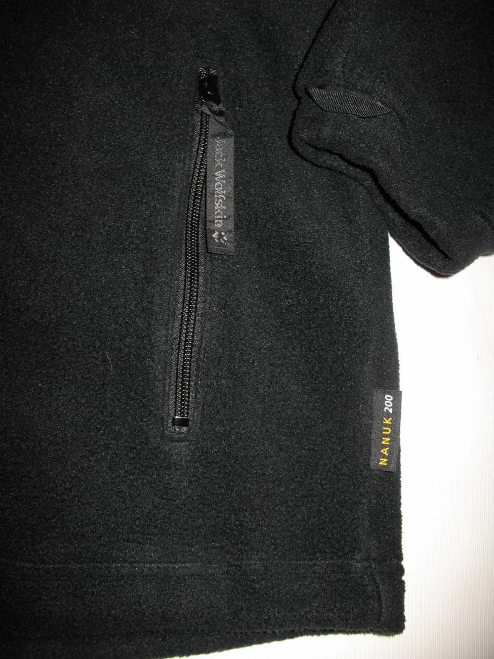 Куртка JACK WOLFSKIN nanuk 200 fleece jacket (размер L) - 7