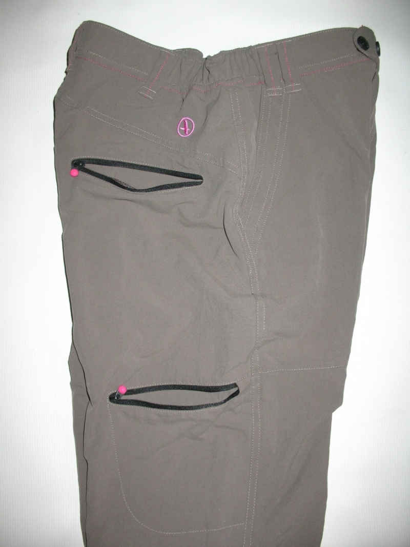 Штаны  AIGLE 2in1 pants lady  (размер S) - 5