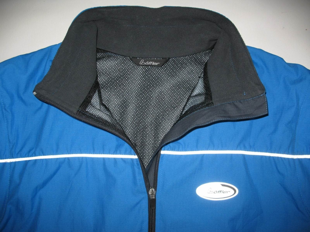Куртка LOFFLER windstopper packable jacket (размер 56/XXL) - 3