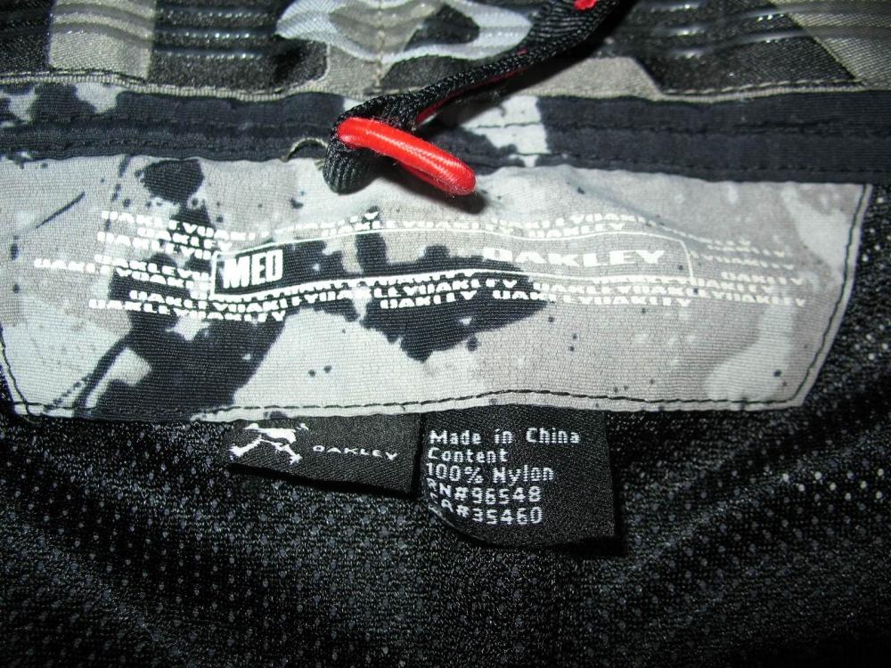 Шорты OAKLEY  bike shorts (размер M) - 9