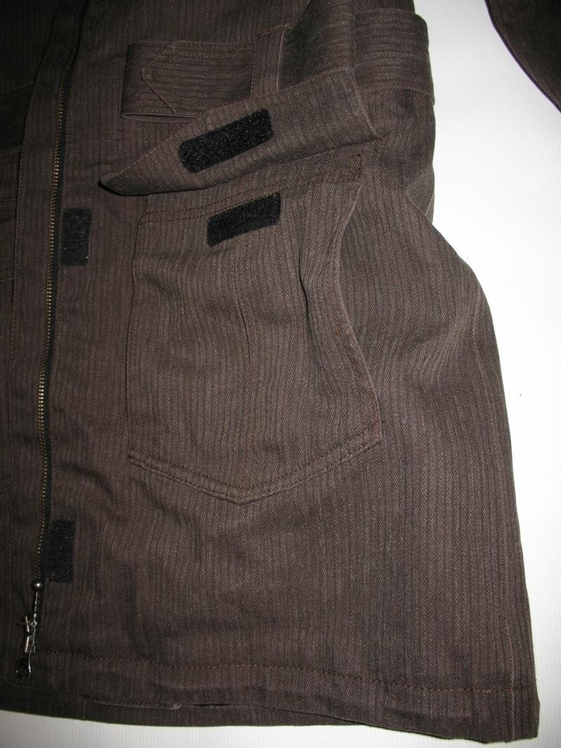 Куртка BERGANS  of norway Granite Insulated Parka lady   (размер L/M) - 12