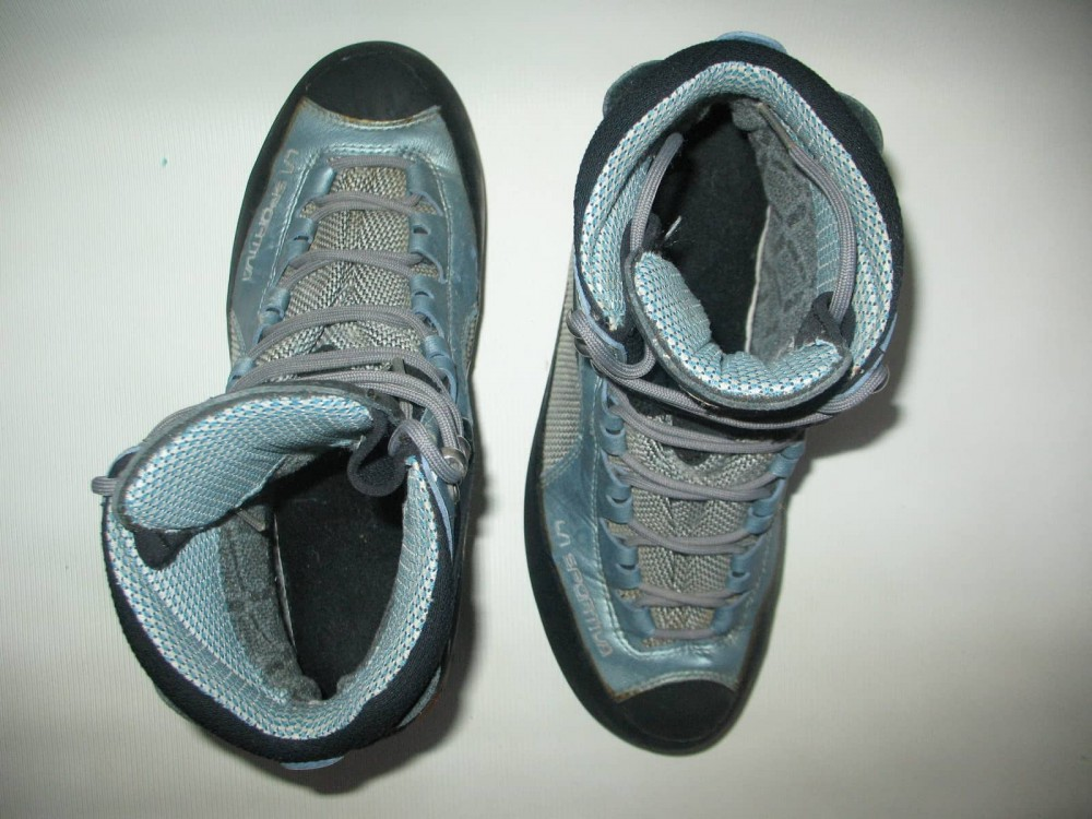 Ботинки LA SPORTIVA trango s evo boots lady (размер UK7.5/EU41(на стопу до 255 mm)) - 6