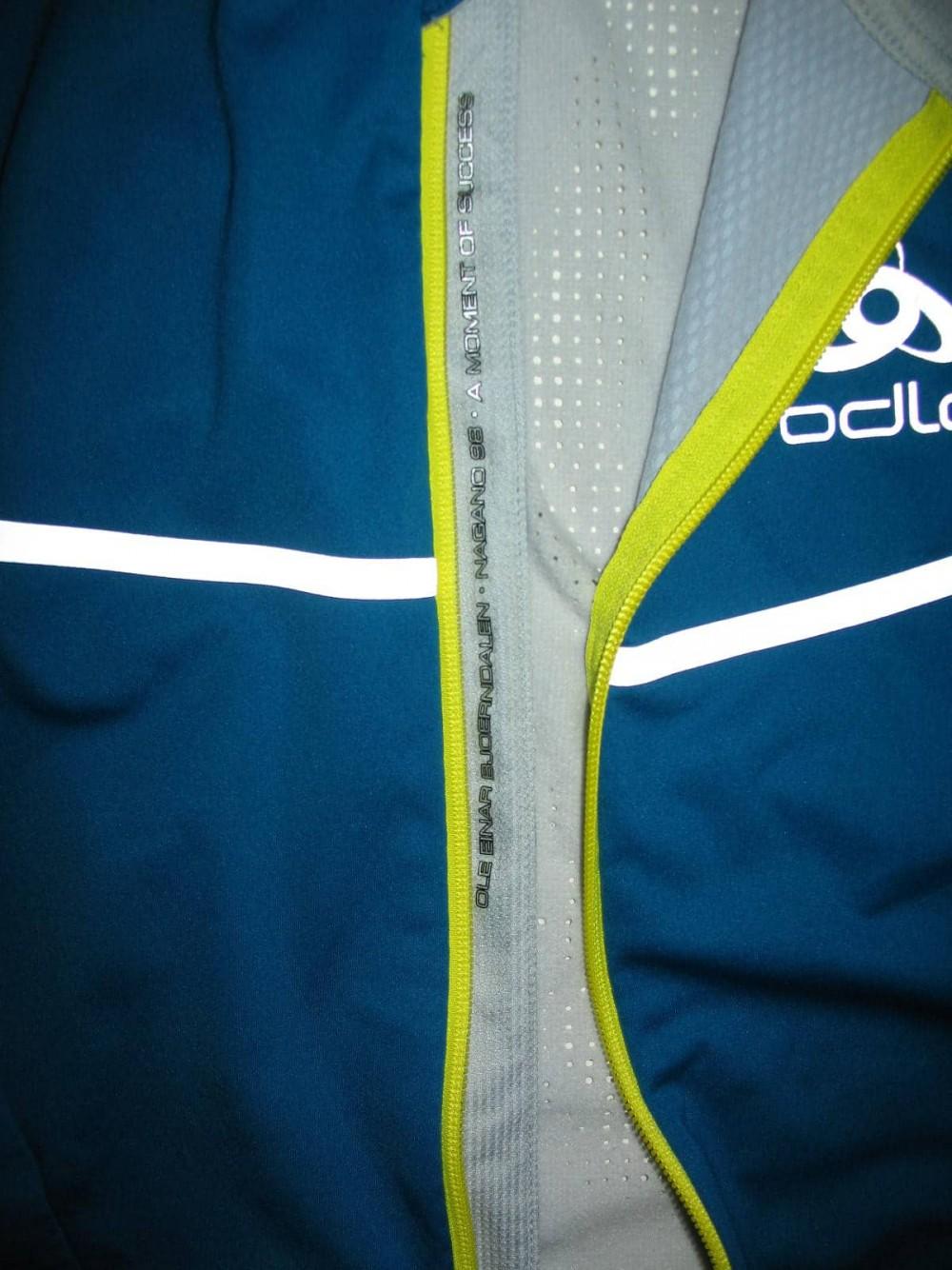 Куртка ODLO nagano windstopper jacket (размер L) - 5