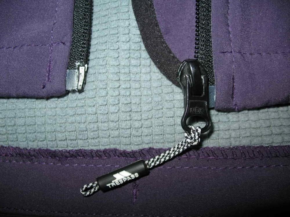 Куртка TRESPASS bela softshell jacket lady (размер M) - 8
