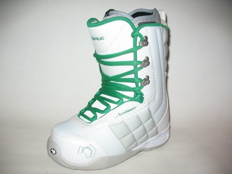 Ботинки  NORTHWAVE Topaz snowboard boots lady  (размер USl8/USм7/EU39(на стопу до 250mm)) - 1