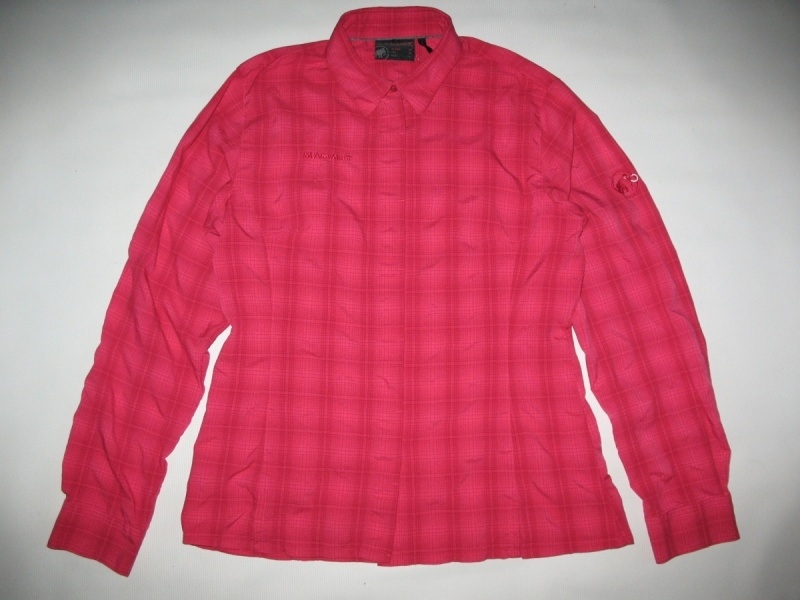 Рубашка MAMMUT Alessandria long shirt (размер M) - 1
