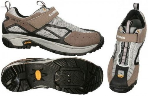 Велотуфли SHIMANO sh-mt70 GTX shoes (размер US10,5;EU45(на стопу до 285 mm)) - 1