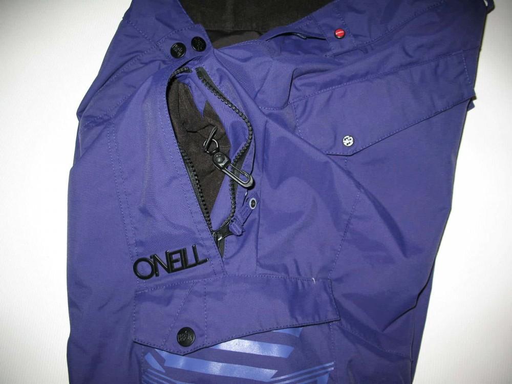 Штаны O'NEILL 10/10 snowboard pants (размер S) - 5