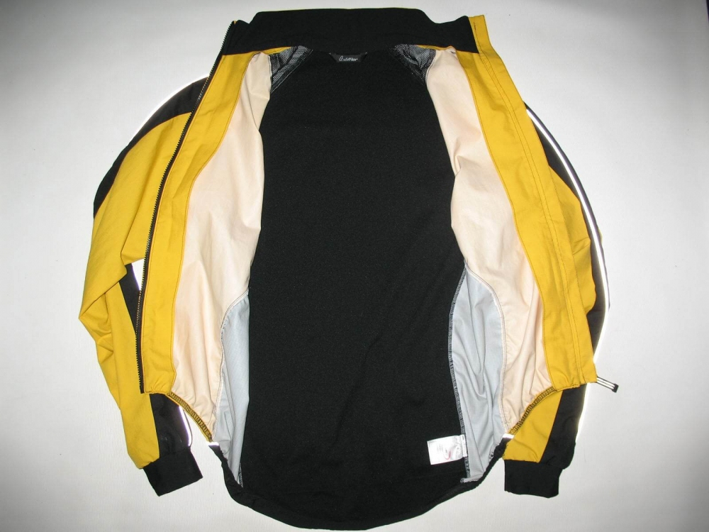 Велокуртка LOFFLER windstopper jacket (размер 50-M/L) - 3