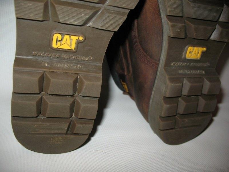 Ботинки CAT techni flex boots (размер UK6/US5/EU38(на стопу до 240mm)) - 10
