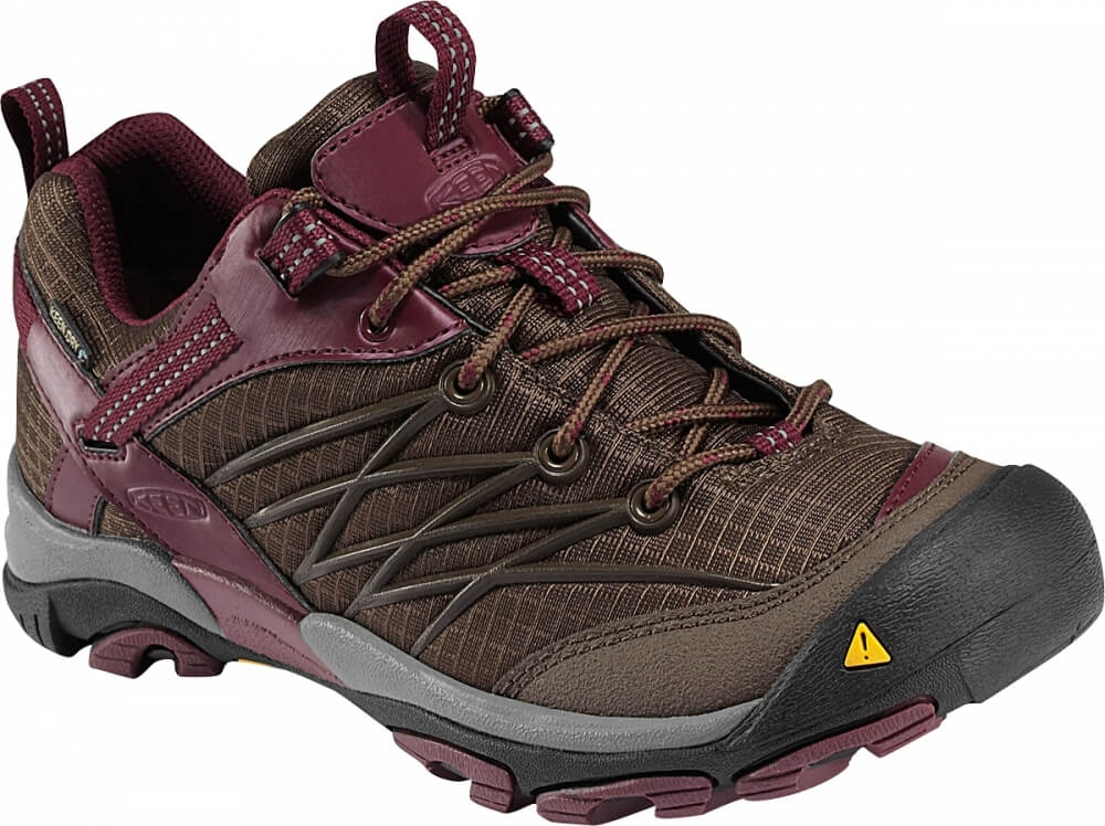 Кроссовки KEEN Marshall WP lady (размер UK6/US8,5/EU39(на стопу до 255mm)) - 9