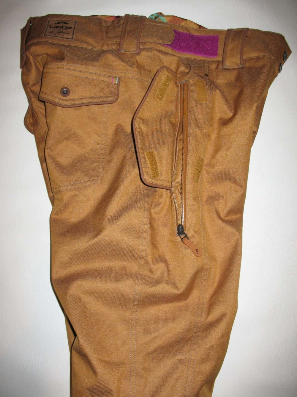 Штаны WED'ZE ski/snowboard pants lady (размер L) - 9