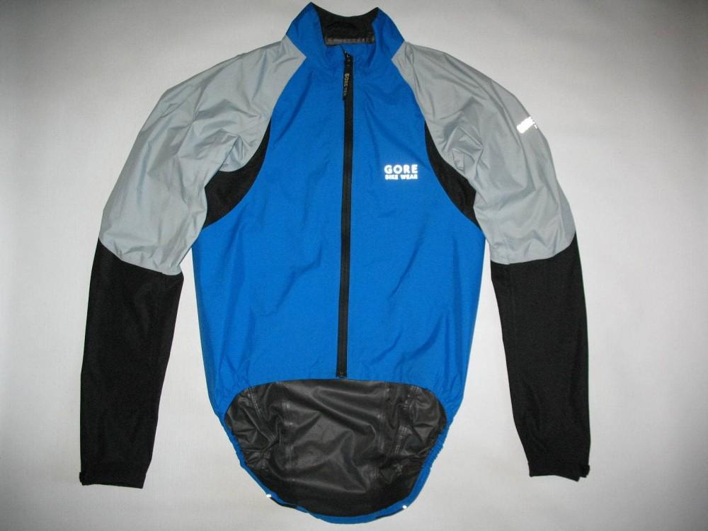 Куртка GORE bike wear GTX packlite cycling jacket (размер M/S) - 1