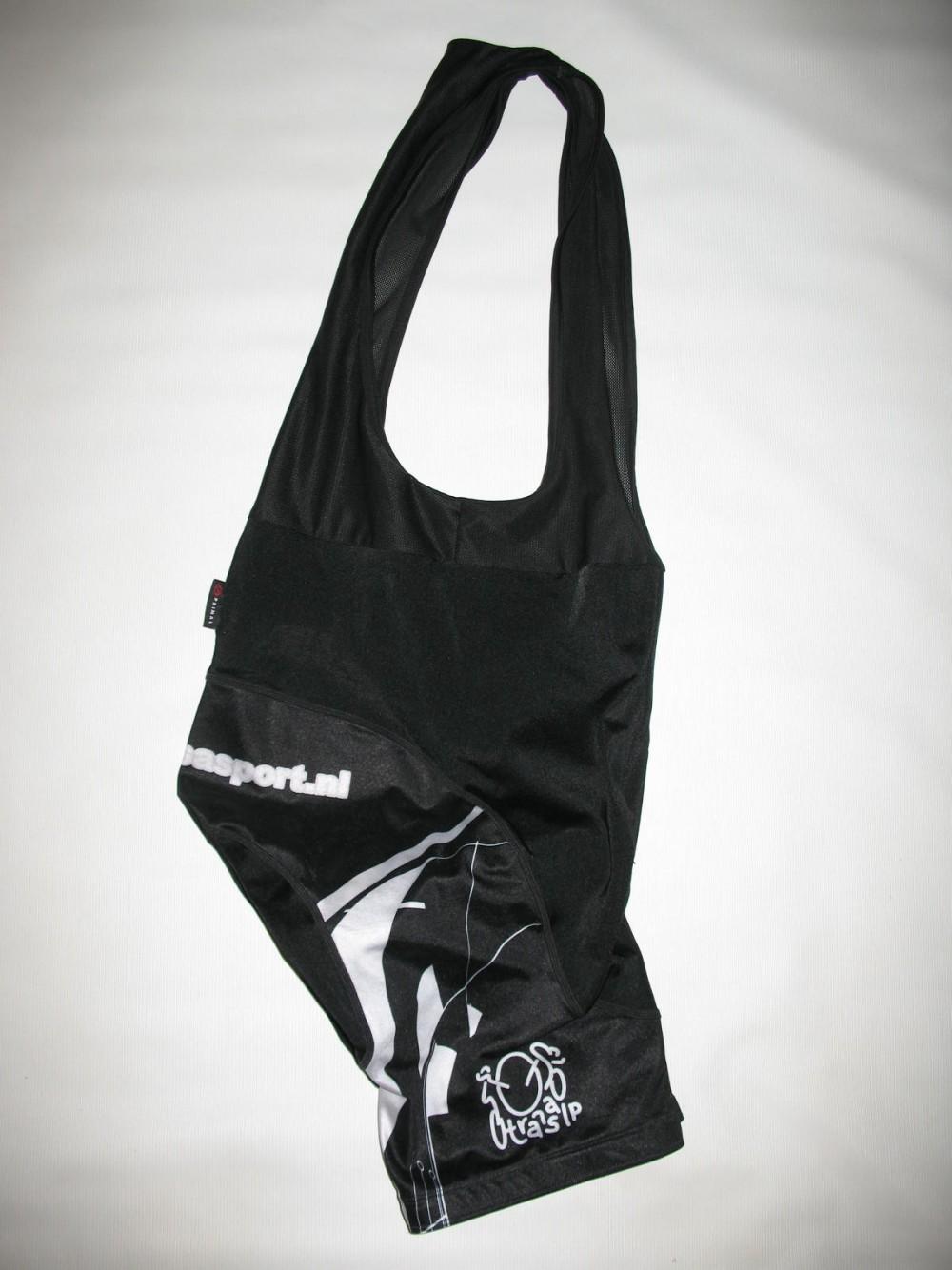 Велошорты PRIMAL transalp bib shorts (размер L) - 1