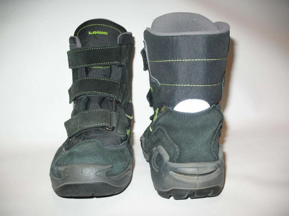 Ботинки LOWA marlon II gtx hi shoes lady (размер UK5,5;EU38,5(на стопу до 245mm)) - 4