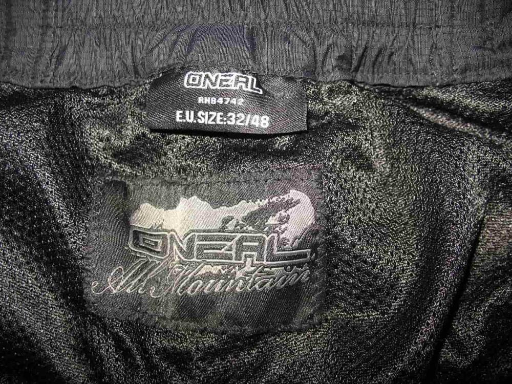 Штаны ONEAL predator III bike pants (размер 48/M) - 11
