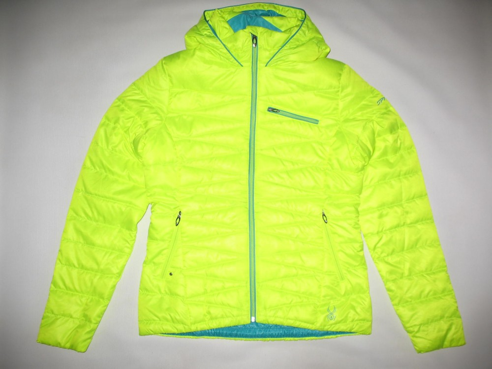 Куртка SPYDER timeless hoody down jacket lady (размер M) - 2