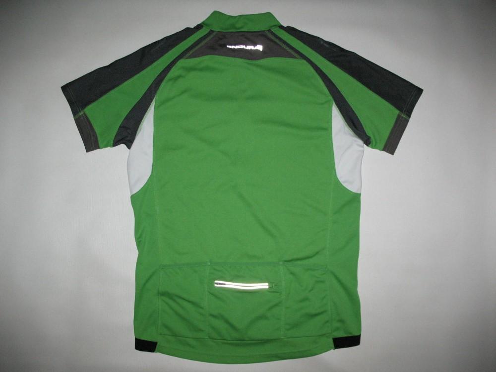 Веломайка ENDURA hummvee ss jersey (размер M/L) - 2