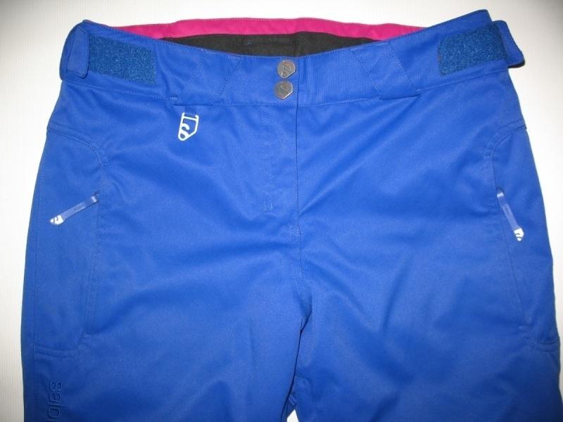 Штаны  SALOMON climapro 10/10 pants lady  (размер S) - 2